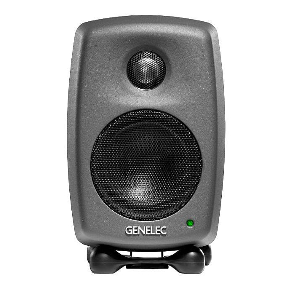 Genelec 8010 APM Biamplified Active Studio Monitor