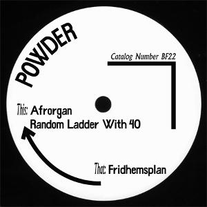 Powder - Afrorgan