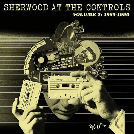 Sherwood Controls cover 450