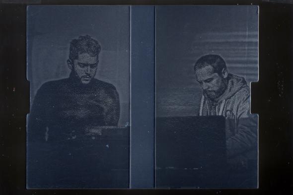 Jesse Osborne Lanthier & Grischa Lichtenberger Press Pic 2