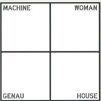 Machine Woman – Genau House