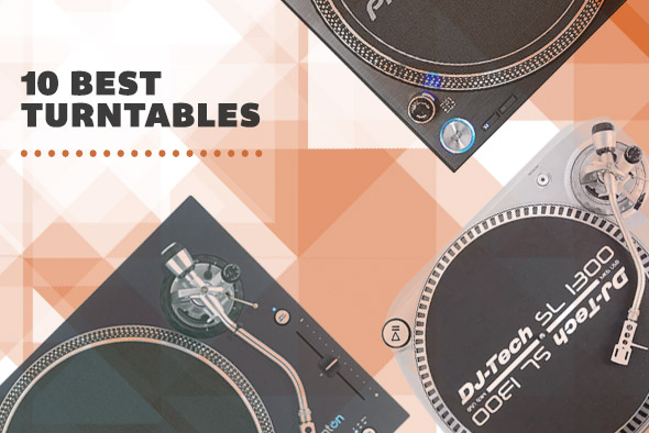 10 Best: DJ Turntables | Juno Plus