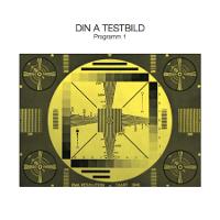 Din A Test Bild – Programm 1