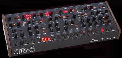 Dave Smith and Tom Oberheim reveal OB-6 Module