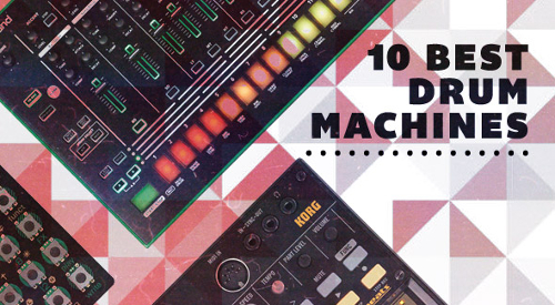 10 Best: Drum Machines