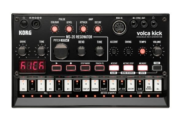 Korg Volca Kick 590