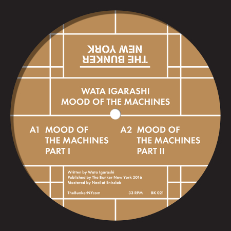 Moods Of The Machines