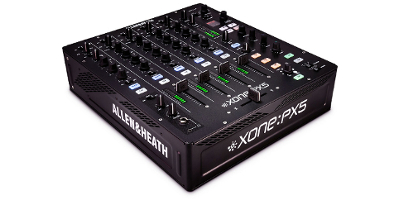 Allen & Heath ready Xone:PX5 mixer