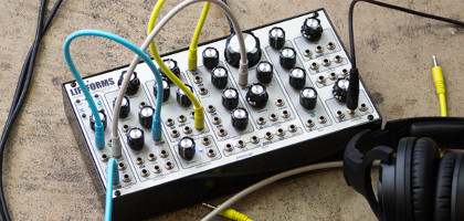 Modular goes desktop with the Lifeforms SV-1 Blackbox