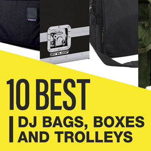 10 Best: DJ Bags, Boxes and Trolleys 2020