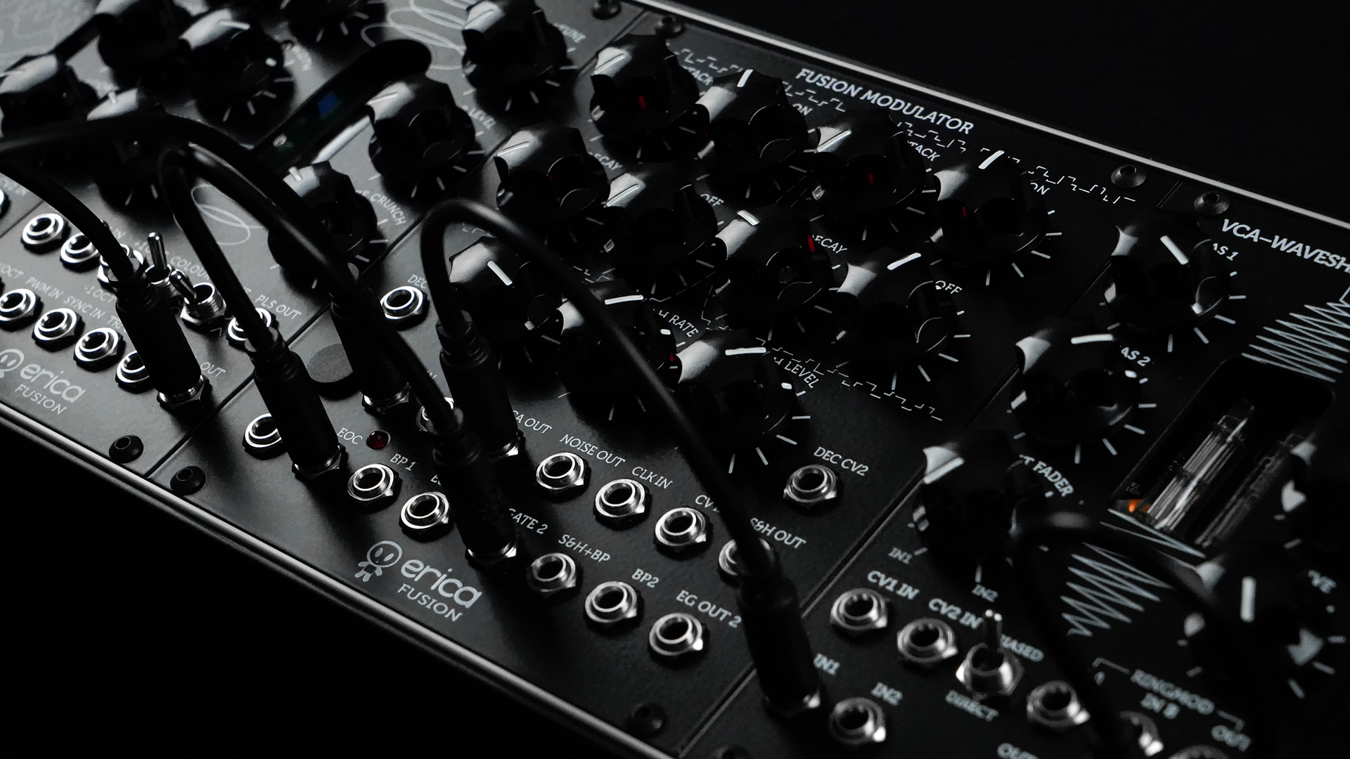 Erica Synths Fusion system 2