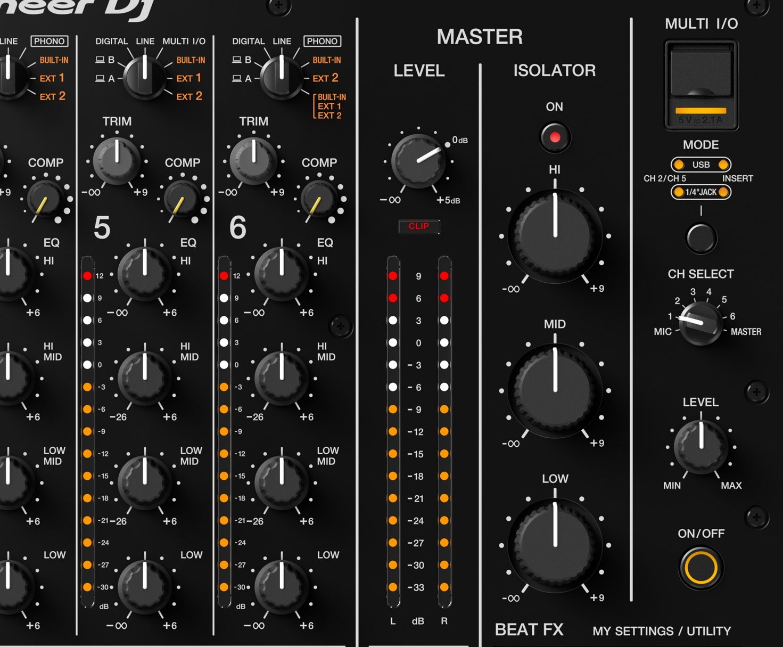 djm-v10-master isolator
