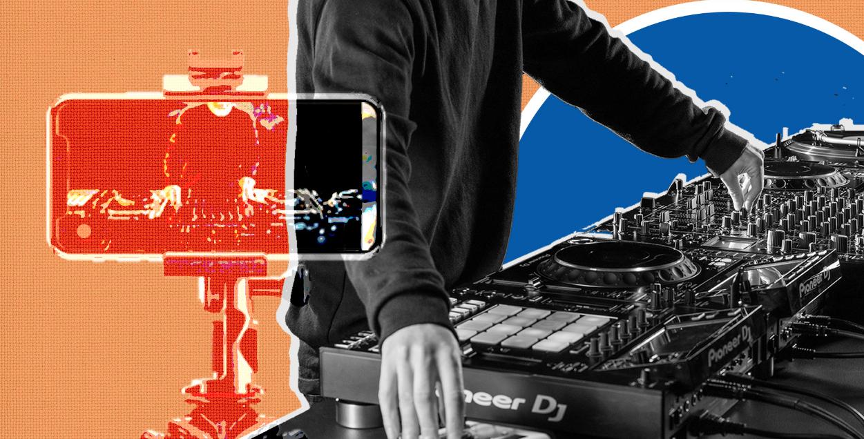 streaming dj sets