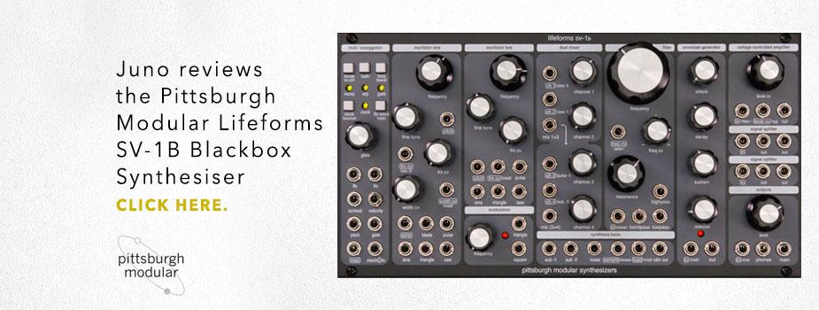 Pittsburgh Modular Lifeforms SV-1B Blackbox reviewed