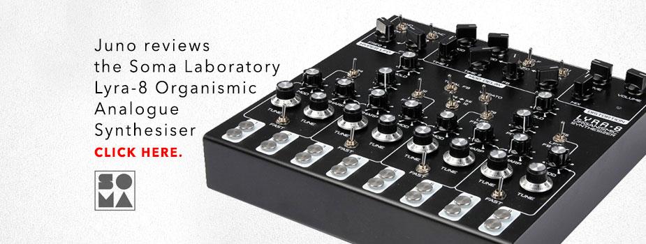 Soma Laboratory Lyra-8 reviewed