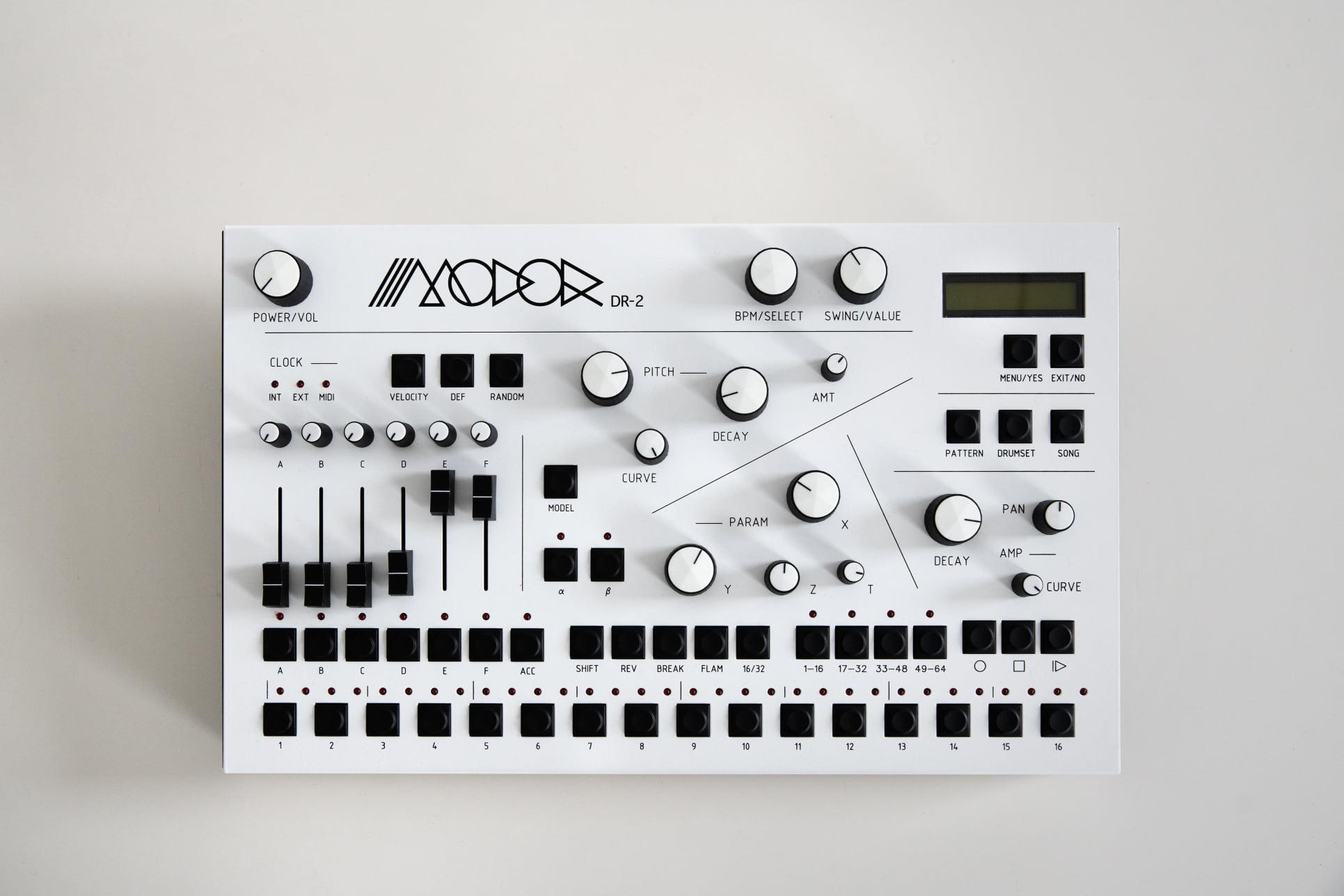 Modor-DR-2