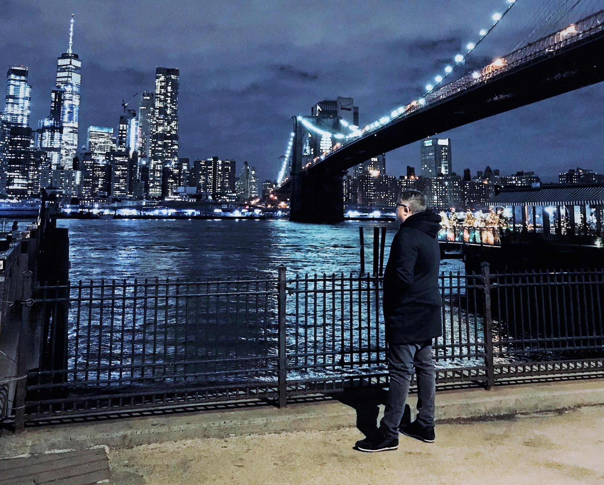 Trace - Brooklyn Bridge