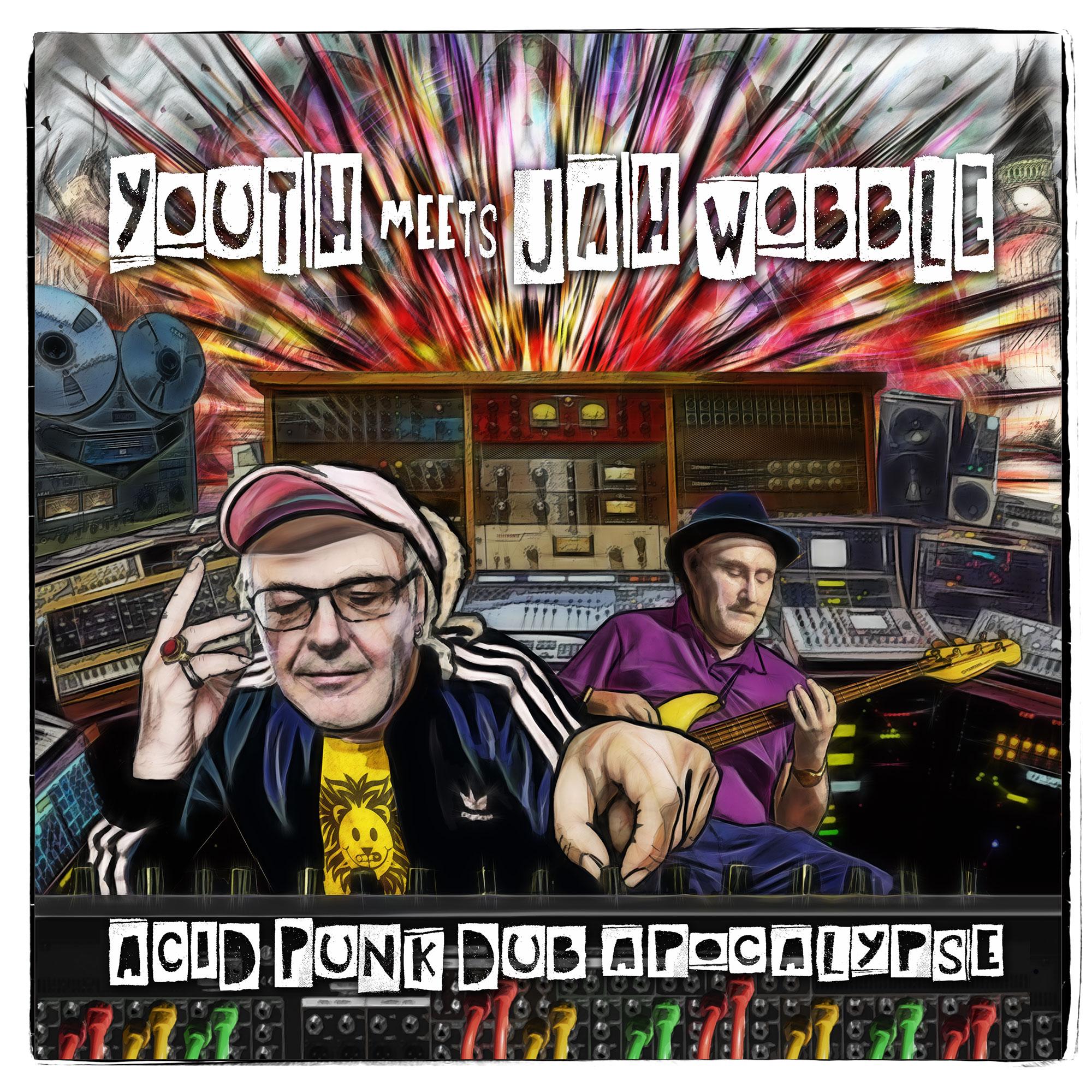 ACID-PUNK-DUB - Album Artwork