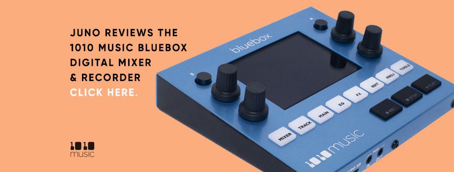 1010 Music Bluebox reviewed