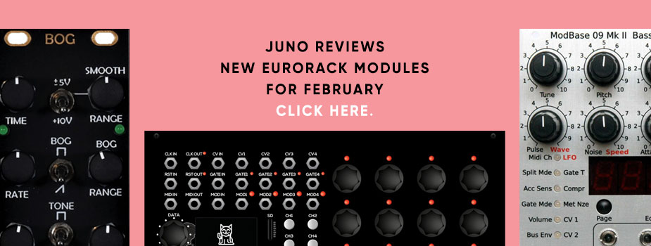 New Eurorack module reviews: February round-up