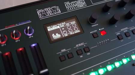Explore the power of Korg's Opsix synth in a series of new demo videos