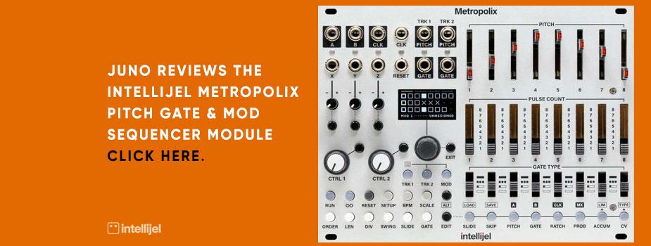 Intellijel Metropolix reviewed