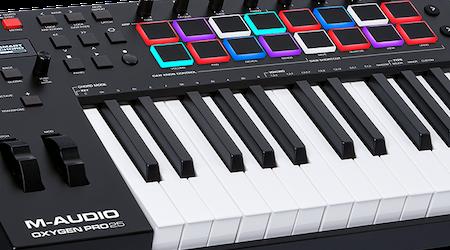 M-Audio Oxygen Pro 25 review