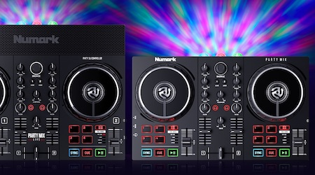 Liven up your house party with Numark Party Mix II and Party Mix Live