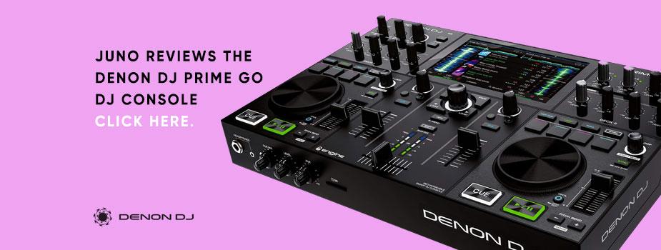 Denon DJ Prime Go reviewed