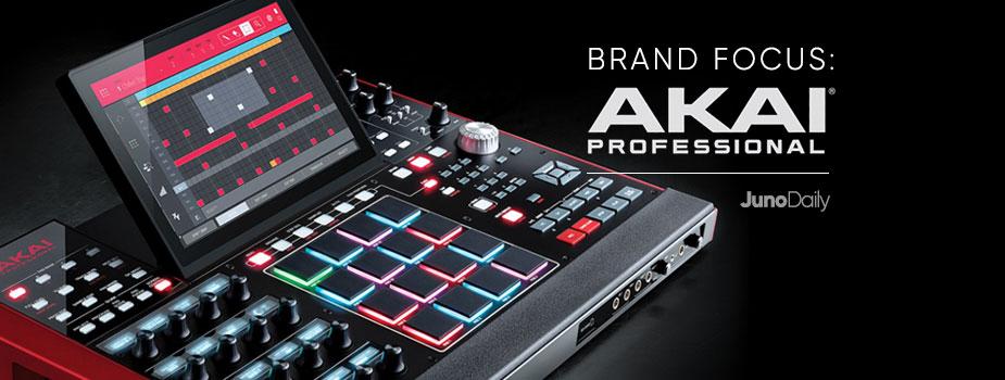 Brand Focus: Akai Professional