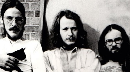 Faust's first ever boxset of early recordings will include never-released Moroder sessions