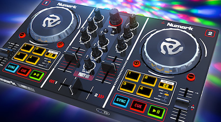 Numark Party Mix MKII review