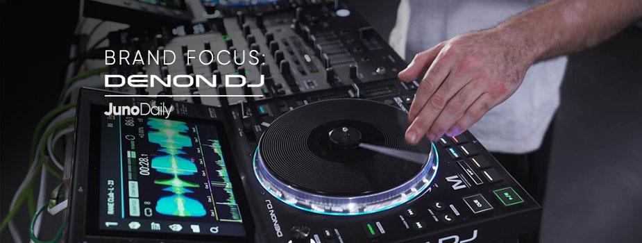 Brand Focus: Denon DJ
