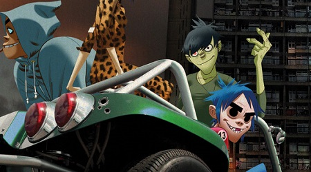 Gorillaz to play free arena show for NHS workers