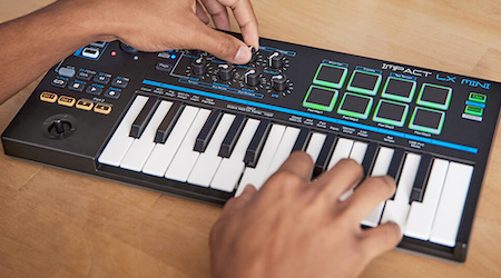 Nektar's new LX Mini is a compact all-rounder